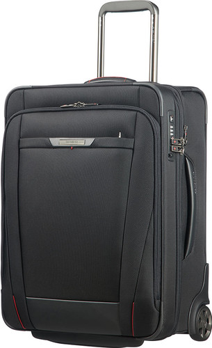 "Samsonite Pro-DLX5 Expandable Upright 15.6"" Zwart Main Image"
