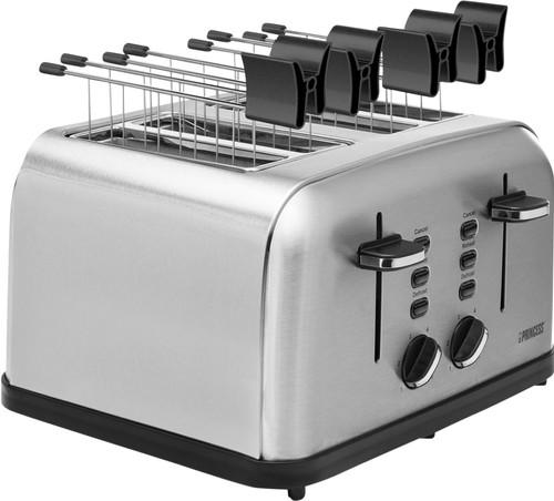 Princess Toaster Steel Style 4 Main Image