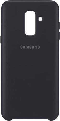 wholesale dealer 2e541 296a9 Samsung Galaxy A6 (2018) Dual Layer Cover Back Cover Black
