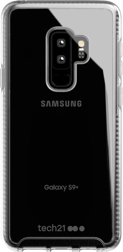 Tech21 Pure Samsung Galaxy S9 Plus Back Cover Transparent Main Image