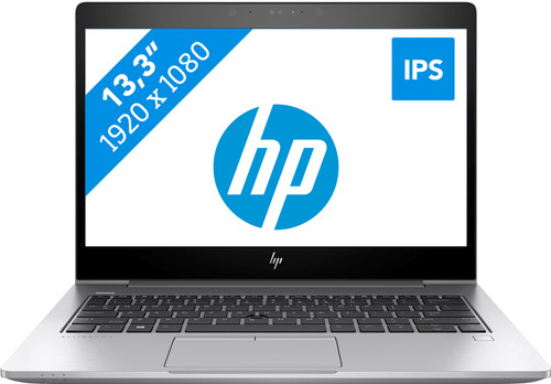 HP Elitebook 830 G6 i5-8gb-256gb Main Image
