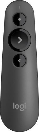 Logitech R500 Laser Presenter Dark Gray Main Image