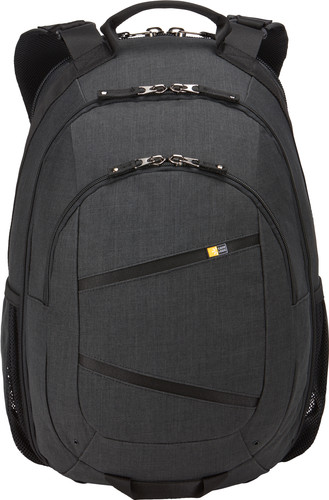 "Case Logic Berkeley Backpack 15.6"" Black Main Image"