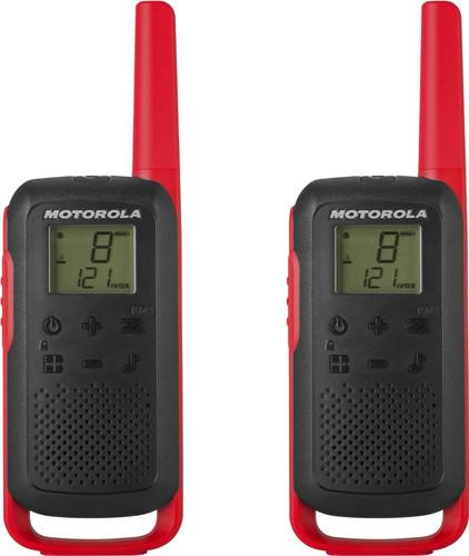 Motorola Talkabout T62 Red Main Image