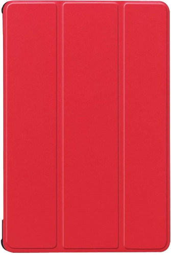 Second Chance Just in Case Tri-Fold Huawei MediaPad M5 10/10 Pro Book Case Red Main Image