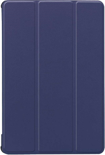 Second Chance Just in Case Tri-Fold Huawei MediaPad M5 10/10 Pro Book Case Blue Main Image