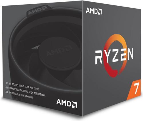 AMD Ryzen 7 2700 Main Image