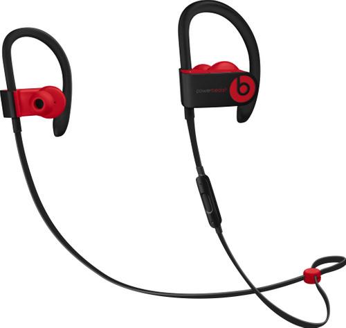 Beats Powerbeats 3 Wireless Decade Collection Zwart/Rood Main Image