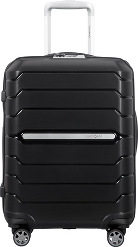 Samsonite Flux Expandable Spinner 68cm Black Main Image
