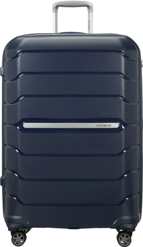 Samsonite Flux Expandable Spinner 55cm Navy Blue Main Image