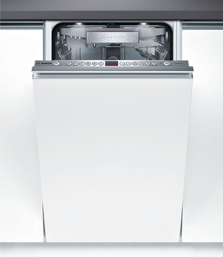 Bosch SPV66TX01E / Installation / Fully integrated / Niche height 81.5-87.5cm Main Image