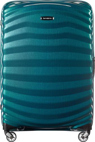 Samsonite Lite-Shock Spinner 81cm Petrol Blue Main Image