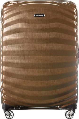 Samsonite Lite-Shock Spinner 81cm Sand Main Image
