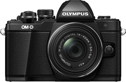 Olympus OM-D E-M10 Mark II Black + 14-42mm IIR Main Image