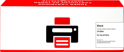 Own brand 130A Toner Black for HP printers (CF350A) Main Image