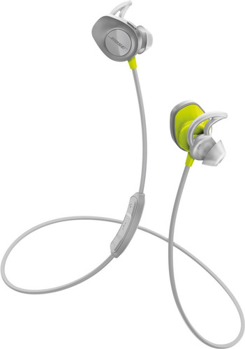 Bose SoundSport Wireless Yellow Main Image