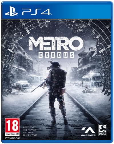 Metro: Exodus PS4 Main Image