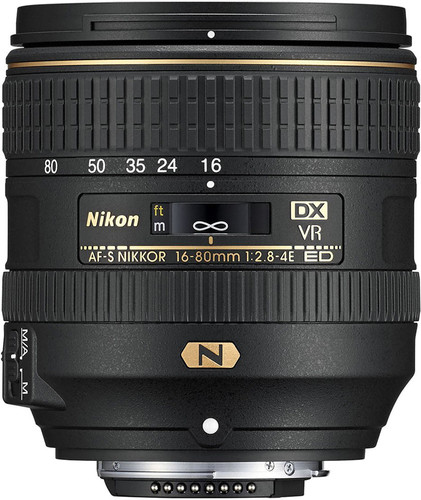 Nikon AF-S 16-80mm f/2.8-4 ED VR Main Image