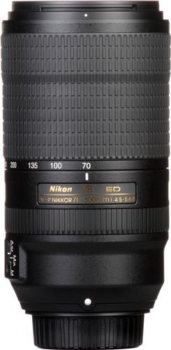 Nikon AF-P NIKKOR 70-300mm f/4.5-5.6E ED VR Main Image