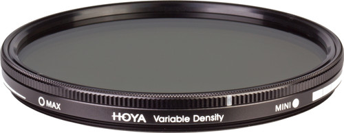 Hoya Variable ND filter 52mm Main Image