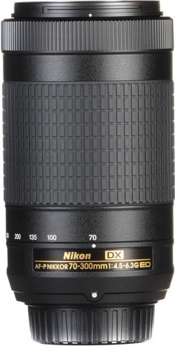 Nikon AF-P DX 70-300mm f/4.5-6.3G ED Main Image