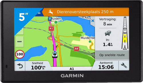 Garmin DriveSmart 51 LMT-S Western Europe Main Image