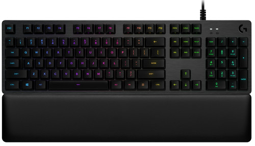 Logitech G513 Linear Mechanical Gaming Keyboard QWERTY Main Image