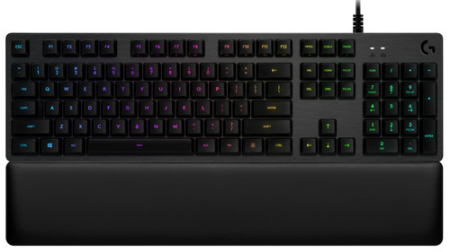 Logitech G513 Tactile Mechanical Gaming Keyboard QWERTY Main Image