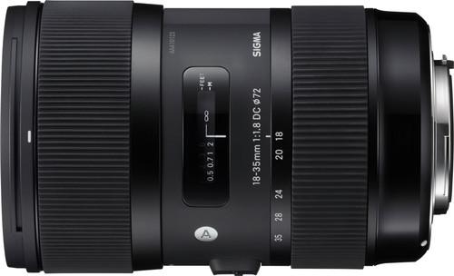 Sigma 18-35mm f/1.8 DC HSM Art Nikon Main Image