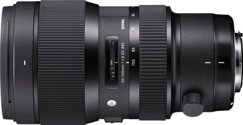 Sigma 50-100mm F1.8 DC HSM (A) Canon Main Image