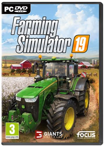 Farming Simulator 19 PC Main Image