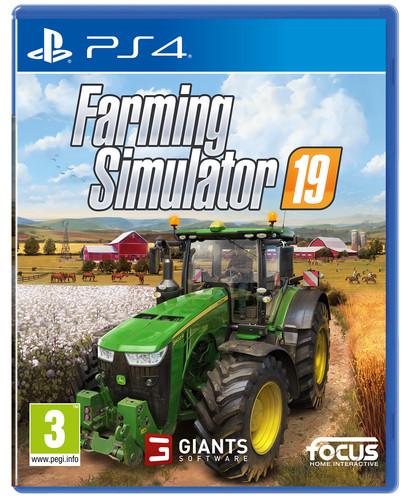 Farming Simulator 19 PS4 Main Image