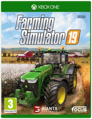 Farming Simulator 19 Xbox One Main Image
