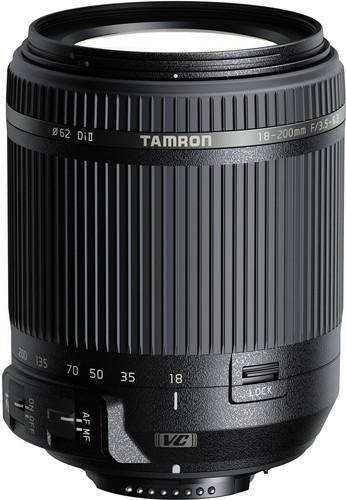 Tamron 18-200mm f/3.5-6.3 Di II VC Nikon Main Image