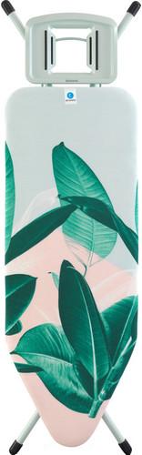 Brabantia Ironing Board C 124 x 45 cm Tropical Leaves Main Image