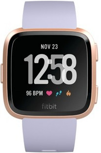 Fitbit Versa Rose Gold/Periwinkle Main Image