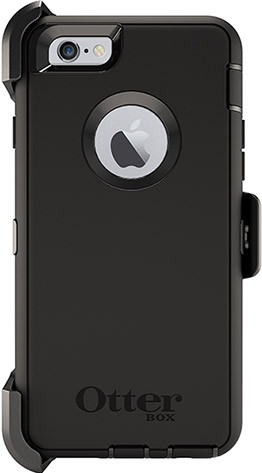 Otterbox Defender Apple iPhone 6/6s Black Main Image
