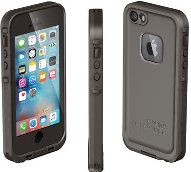 Lifeproof Fre Case Apple iPhone 5/5S/SE Grijs Main Image