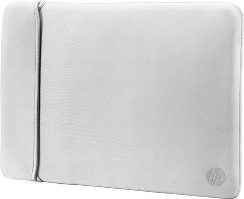 HP 14-Inch Reversible Sleeve Black/Silver Main Image