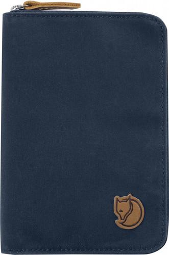 Fjällräven Passport Wallet Navy Main Image