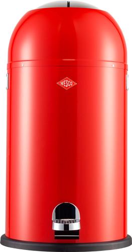 Wesco Kickmaster 33 Liter Rood.Wesco Kickmaster 33 Liter