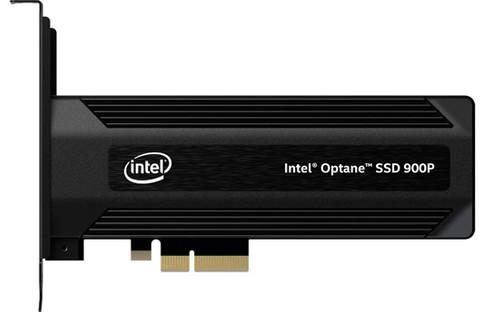 Intel Optane SSD 900P 480GB PCIe Main Image