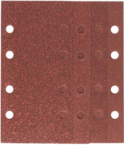Bosch Sanding Paper Set 93x185 mm K40, K60, K80, K120 (25x) Main Image