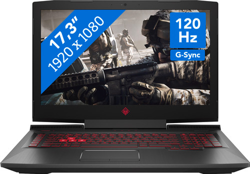 HP Omen 17-an194nd Main Image