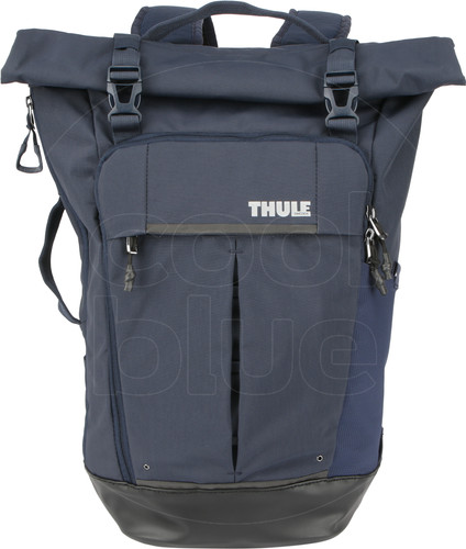 0976778d1aee8 Thule Paramount Backpack Rolltop 24L Blackest Blue - Coolblue ...