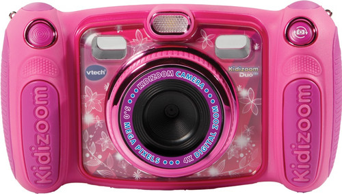 Vtech Kidizoom Duo 5.0 Pink Main Image