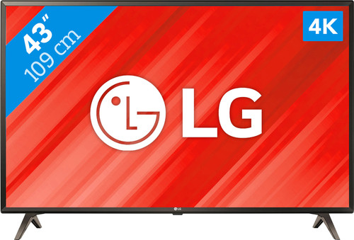 LG 43UK6300 Main Image