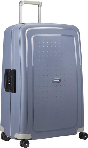 523d853dc30 Samsonite S'Cure Spinner 75cm Night Shadow Blue - Coolblue - Voor ...