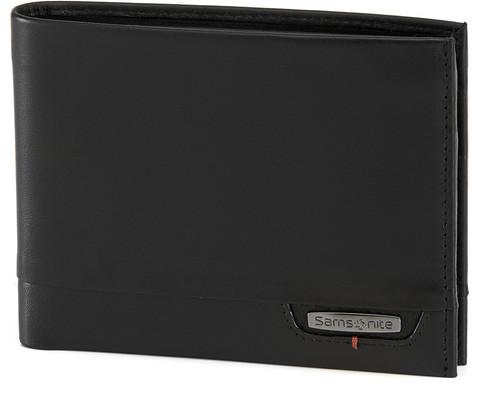 Samsonite Pro-DLX 4S SLG Billfold 8CC Black Main Image