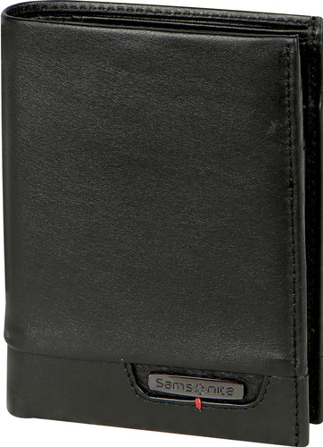 Samsonite Portemonnee.Samsonite Pro Dlx 4s Slg Wallet 10cc Black Coolblue Voor 23 59u